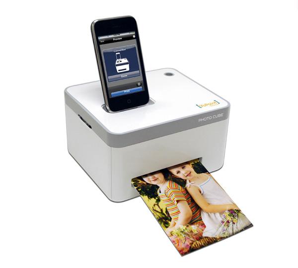 iPhone-Photo-Cube-Printer