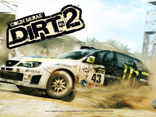 dirt 2 - bet racing games ever