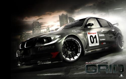 racedriver grid - best racing games ever