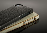 Adopted leather Folio for iPhone 5s