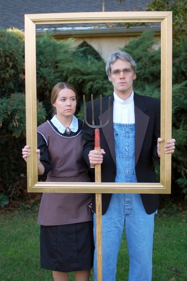 American Gothic Costume Ideas