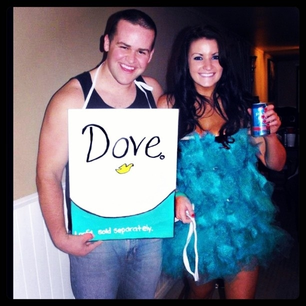 Hygiene Products Costume Ideas