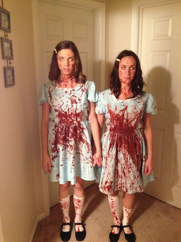 The Grady Twins Halloween Costume 2013