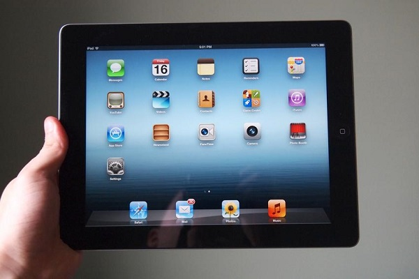 Apple iPad-2012