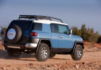 THE 2014 TOYOTA FJ CRUISER